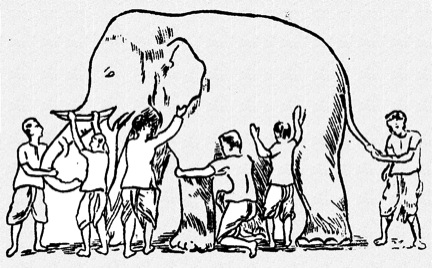 The Blind Men, the Elephant, and Componentization of Content