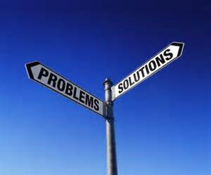 Which Are You Leading With, Problems or Solutions?